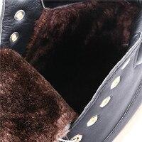roxdia осень-зиму на женские ботильоны новые модные женские зимние сапоги для девочек женская рабочая обувь большие размеры 36-41 rxw762