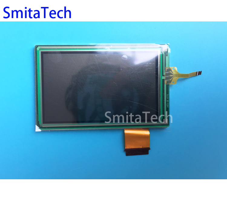 2.8 inch LCD display screen L5F31047T03 For GCX510AKN-E Handheld GPS LCD display screen + touch screen digitizer nvs440 256m pci e professional graphics four screen multi screen display 100