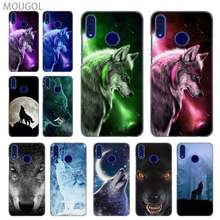 SHELI phone shell case cover for Huawei Honor 4C 5X 6 6X 6C 7 7X 7C 7a Pro 8 8X 9 10i Lite 8a Animal Wolf(China)