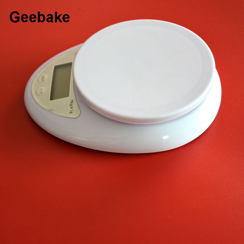Geebake Kitchen Practical Convenient Gadget Mini Precision Baking Electronic Scales Useful Kitchen Tool