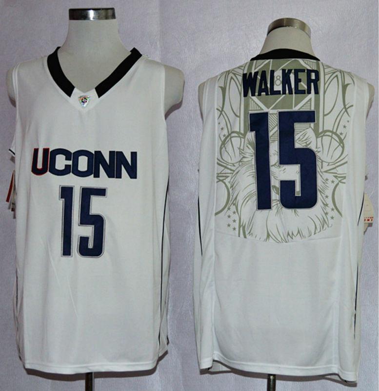 new concept cecfe cf76f 15 Kemba Walker UConn Jersey, UConn Huskies Kemba Walker ...