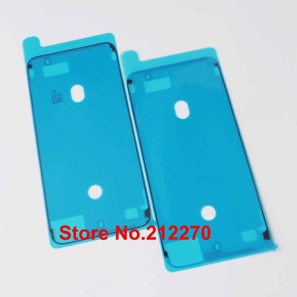 YUYOND Original New Waterproof Adhesive Sticker For iPhone 7 Plus LCD Front Housing Frame Free Shipping