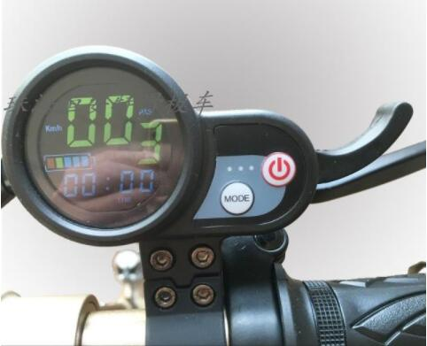 Electric Scooter Display Accelerator Electric Skateboard color Display for Electric Scooter