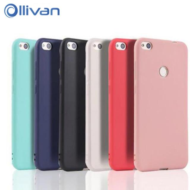 For Xiaomi Mi PocoPhone F1 A1 A2 8 Lite Case Silicone Candy Colol Cover For XiaoMi XioMi Redmi Note 5 6 7 Pro 5A 6A 5 Plus S2