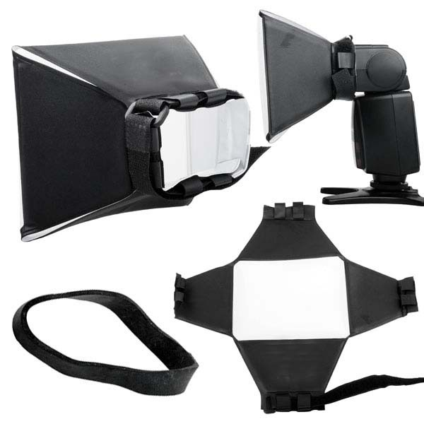 New Camera & Photo Professinal Foldable Flash Diff...