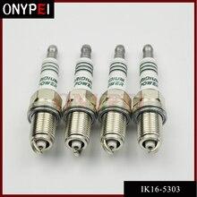 4 шт. IK16 5303 свеча зажигания IRIDIUM POWER свечи Японии для Toyota Nissan Honda IK16-5303