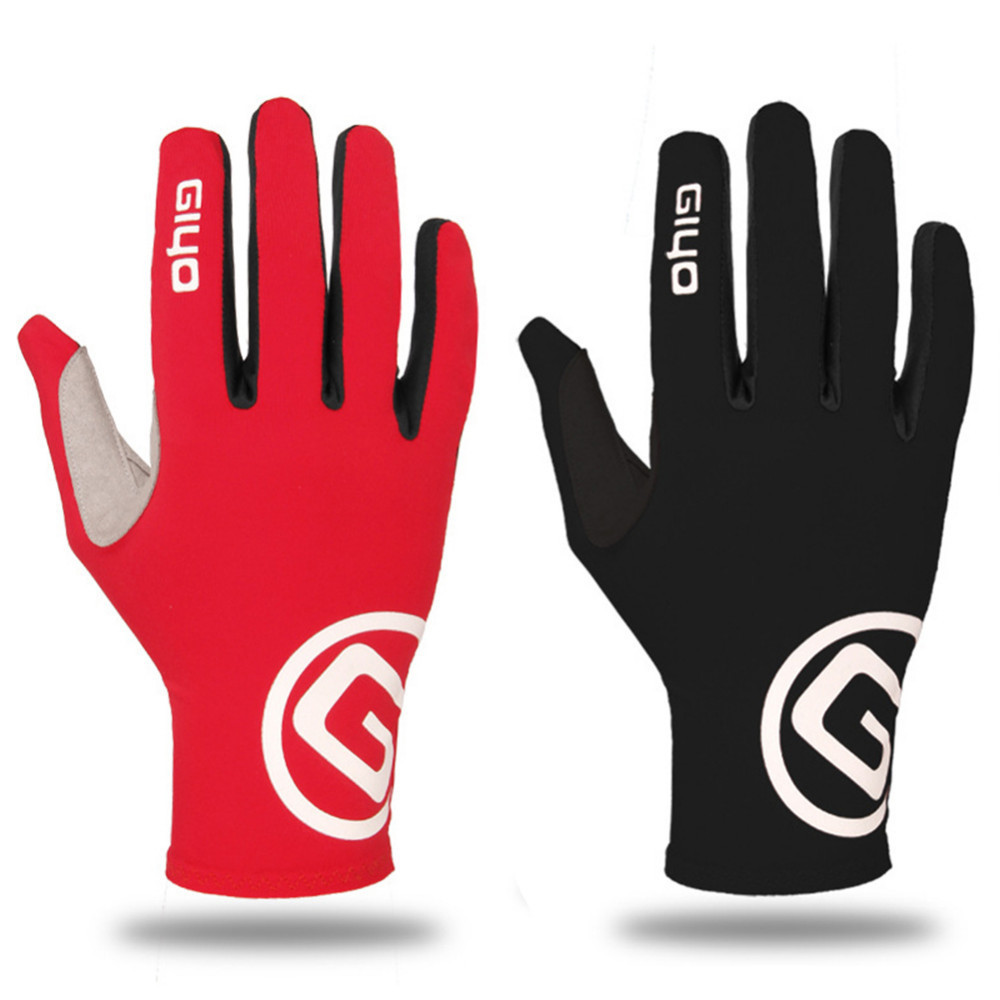 Men/'s Women Cycling H//F Gloves Navy Blue B-Twin MTB Bicyle Gym Fitness Gloves UK