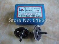 Guangming 153B OD41.5mmx L50mm Alta Precisión Cr12 Guía de ruedas (polea), de alta Velocidad del Corte del Alambre de Edm
