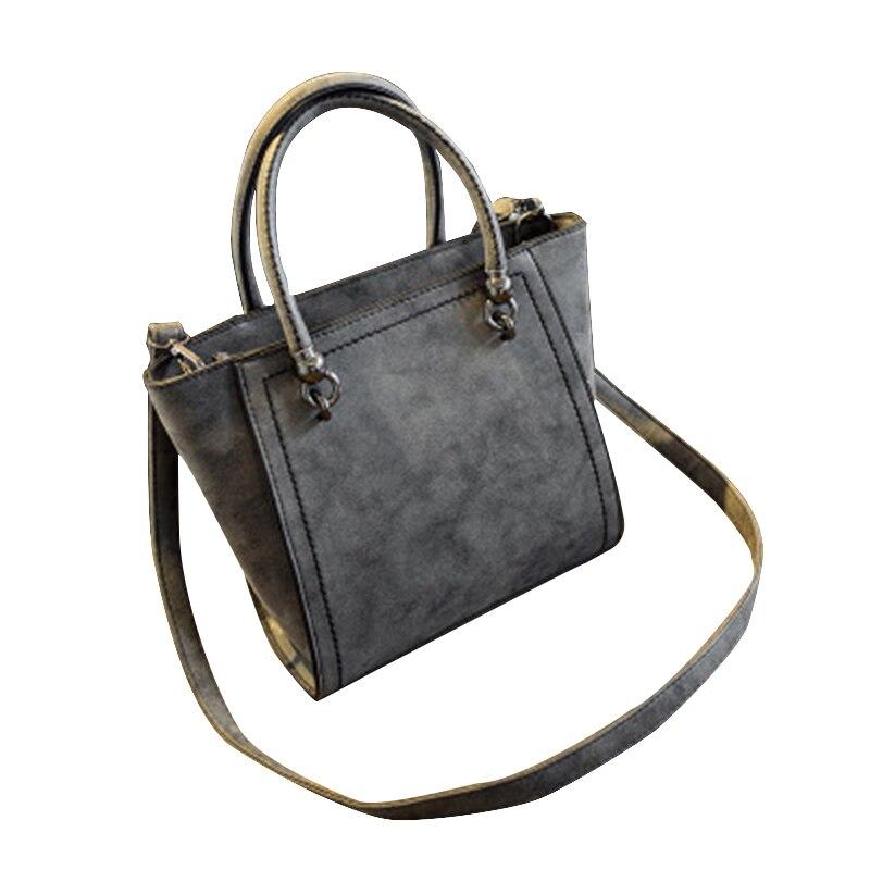 NIBESSER Women Top-Handle Bags 2018 Retro Crossbody Bag For Women High Capacity Shopper Bags Casual Tote Female Handbags