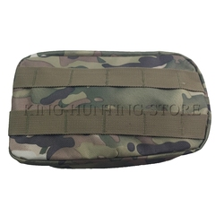 Tactical molle emt medical first aid utility pouch bag nylon 1000d cp size 20x10x8cm molle bag.jpg 250x250