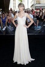 Neue Mode Frühjahr Strand Schöne V-ausschnitt A-linie Prom Kleid 2016 Sleeveless Abendkleid vestido de festa Plus Größe ZY3078