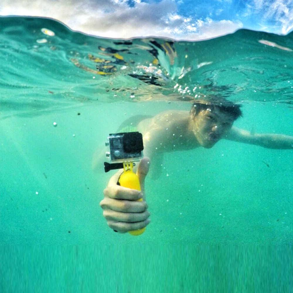 TELESIN Плавающий поплавок плавучий Ручка монопод для GoPro Hero 8 7 6 5 4 DJI OSMO Action SJ4000 SJ5000 для Xiaomi Yi 4K