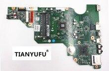 משלוח חינם האם מחשב נייד עבור hp CQ58 האם 688305 001 688305 501 מחברת עבור E300 מעבד נבדק 100% עבודה