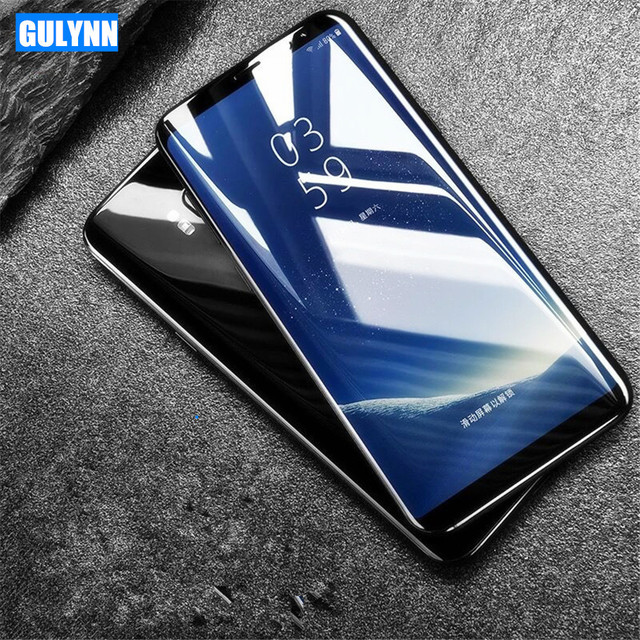 9H Full Cover Tempered Glass For Samsung Galaxy A3 A5 A7 A8...
