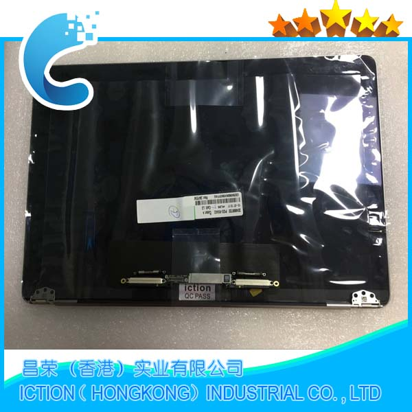 NEW A1989 LCD Screen Assembly Silver Grey for Macbook Pro 13 3 Retina A1989 LCD Complete