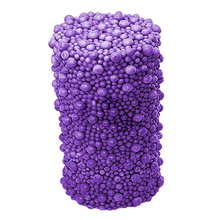 Bubble Silicone Mold Cylinder Soap Candle Molds Diy Handmade Chocolate Jelly Cake Decorating Tool