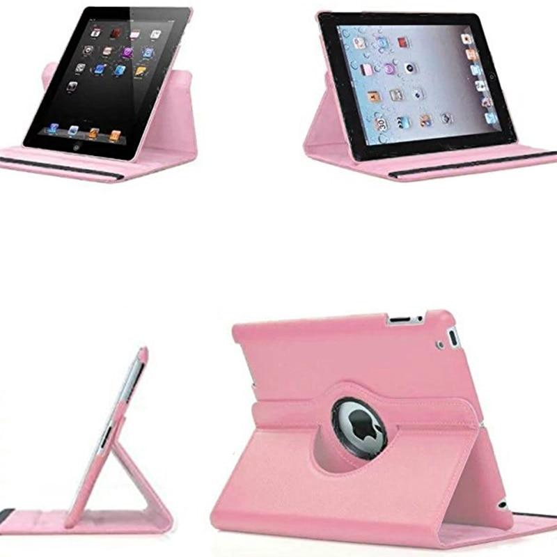 New for iPad mini 1 mini 2 mini 3 Case 360 Rotation Flip Stand A1432 A1454 Protective Cover for iPad mini 1 2 3 Smart Cover (2)