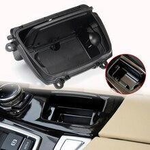 Новые автомобильные пепельницы, черный пластик, центральная консоль, автомобильная пепельница, сборочная коробка, подходит для BMW 5 серии F10 F11 F18 520 51169206347