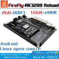 Firefly RK3288 Перезагрузки Совет По Развитию ARM Quad core Cortex-A17 1.8 ГГц Ubuntu LINUX Android демо доска 2.4 Г/5 Г AC Wi-Fi MiniPC