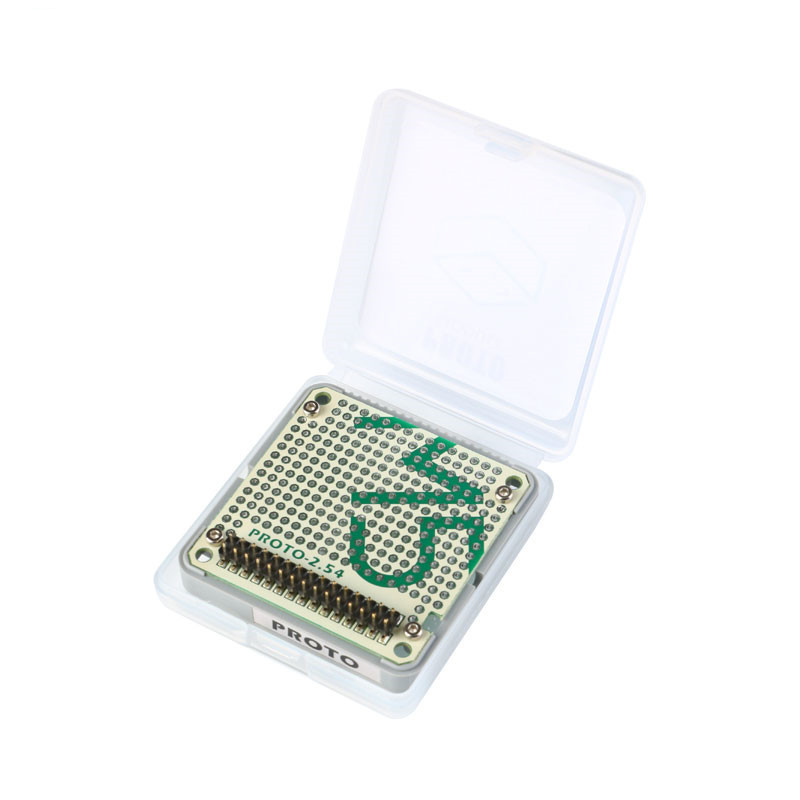 M5Stack Series Proto Module Proto Board with Extension & Bus Socket for Arduino ESP32 Development Kit ZK35 (4)