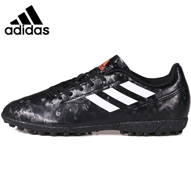 dc1330dd10f1a Nueva llegada Original 2018 Adidas Conquisto II TF de fútbol de los hombres  zapatillas
