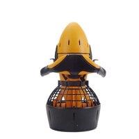 1 компл. 300 Вт море скутер Dual Скорость Воды Пропеллер погружения под воду скутер ограниченное время флэш продажи