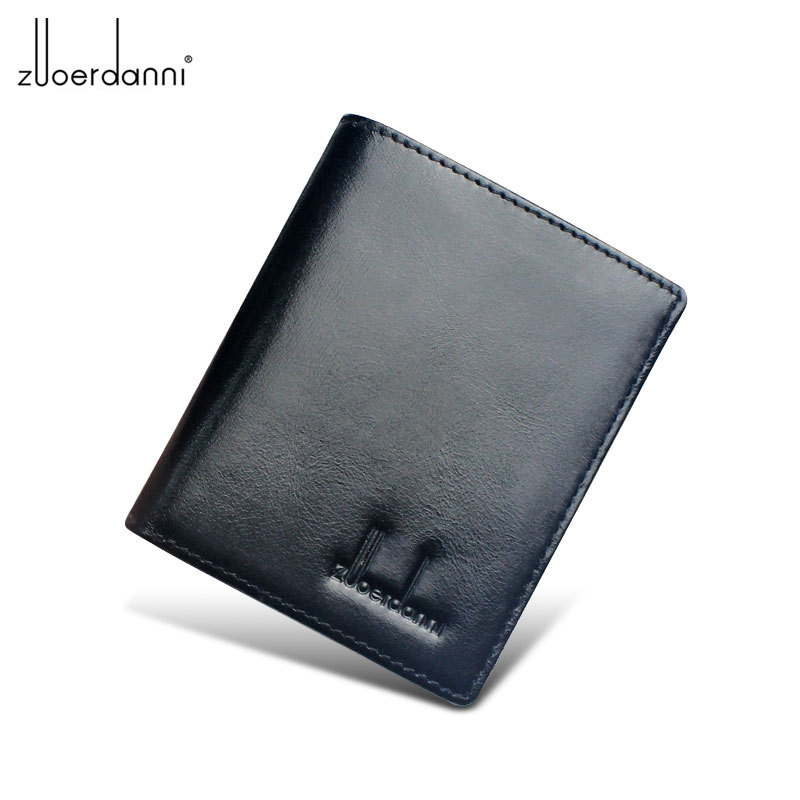 100% Genuine Leathe Wallet Men Genuine Leather Short Wallet Vintage Cow Leather Casual Men Wallet Purse Standard Holders Wallets leacool wallet men 100