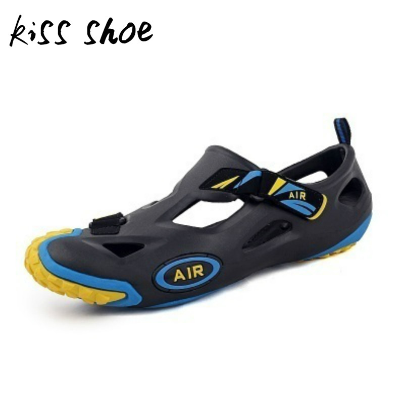 Kiss Shoe New 2018 Summer Fashion Men Sneakers Casual Shoes Soft Comfort Flats Footwear  ...