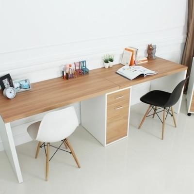 gratis verzending echt speciale dubbele eenvoudige bureau computer bureau boekenkast combinatie bureau combinatie factory outlets