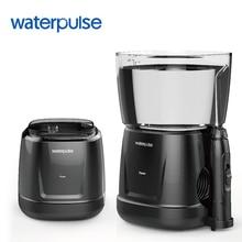 hot deal buy waterpulse v700 water flosser dental oral irrigator oral hygiene portable water oral floss dental care irrigation with 5pcs tips