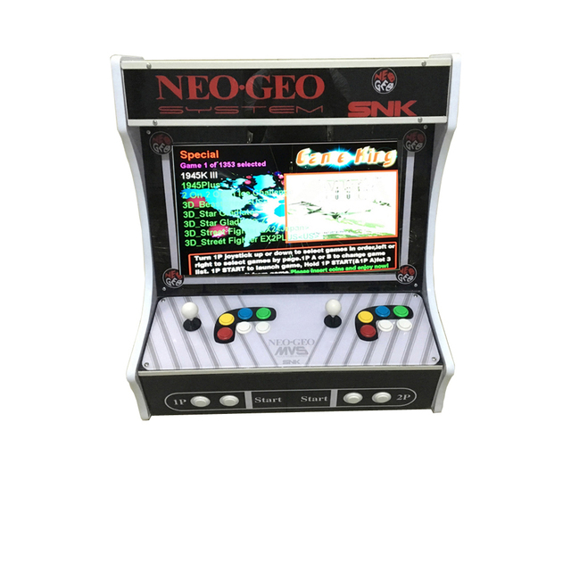 wholesale products 22 inch mini arcade game machine with 2100 in 1 PCB/mini desktop  sc 1 st  AliExpress.com & wholesale products 22 inch mini arcade game machine with 2100 in 1 ...