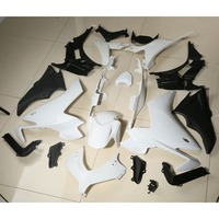 Complete Set ABS Unpainted Fairing Bodywork Cowling For Honda CBR500R 2013 2015 Motorcycle