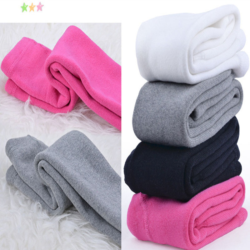 0457f314e 2018 Winter Baby Legging Gray Pink White Black Solid Baby Pants Baby Girls  Skinny Legging Big pp Causal Legging For Baby-in Pants from Mother & Kids  on ...