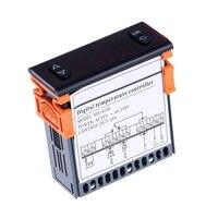 LED Digital Temperature Controller Thermostat Sensor Thermometer 10A 90 250V