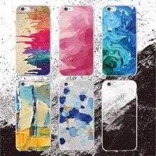 Картина маслом искусства граффити узор inked чехол с принтом для телефона Coque для iphone 6S 6 плюс 7 7 Plus 5 5S 8 8 Plus X XS макс SAMSUNG S8