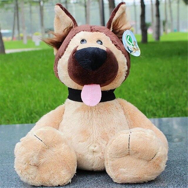 35cm 45cm Germany Nici Wolf Dog Doll Police Dog Sheepdog Soft Toy