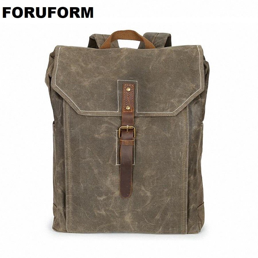Canvas Men's Backpack Bag Teenagers Laptop Notebook Mochila For Men Waterproof Back Pack School Backpack Bag Casual Daypack namvitae fashion school men backpack student laptop backpacks for teenagers oxford male mochila casual daypack bag dropshipping