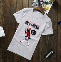 100% хлопок футболка мужская черный, белый цвет футболки для женщин летний скейтборд Мальчик хип хоп Скейт Топы корректирующие