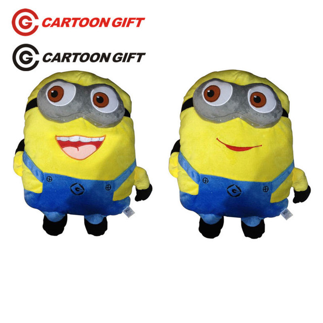 Minion Plush Size 20cm Minion Toys With Closed And Open Mouth Toy