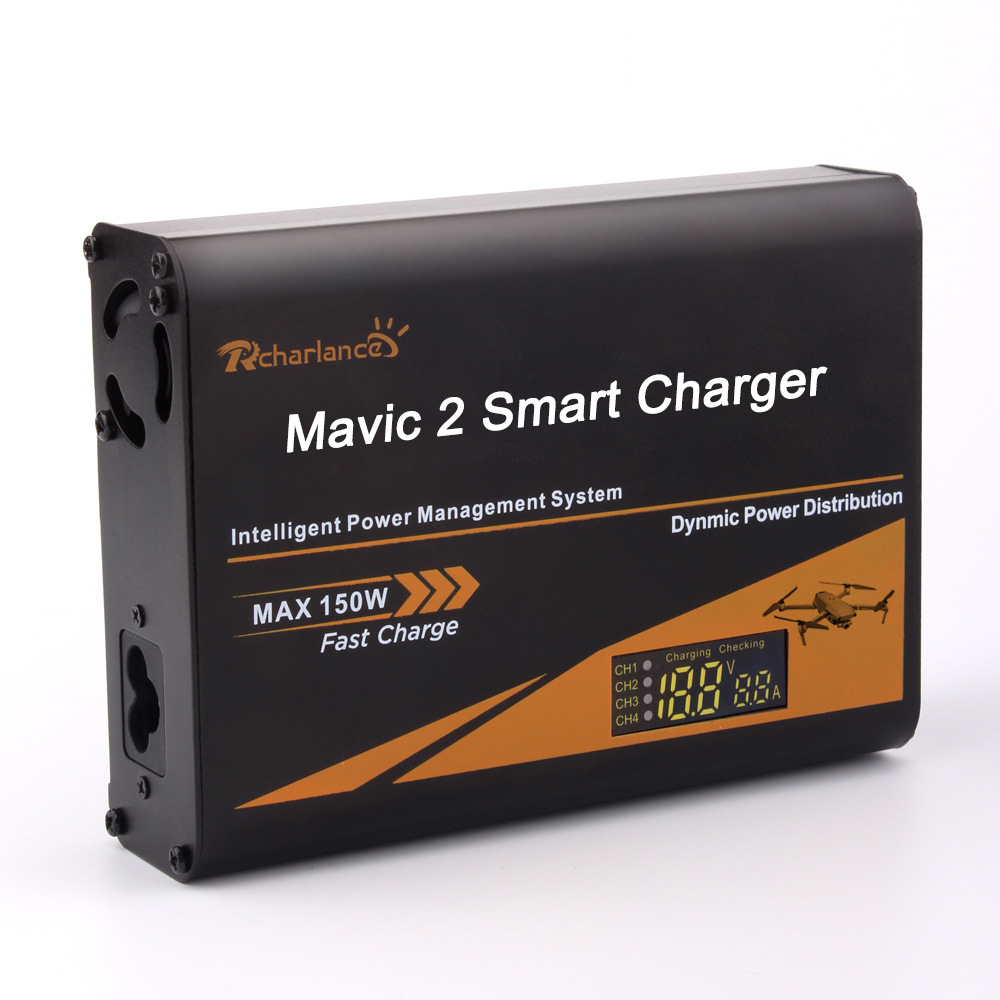 DJI Mavic 2 Pro Battery Charger Zoom Charging Hub for Mavic 2 Battery Remote Controller Phone