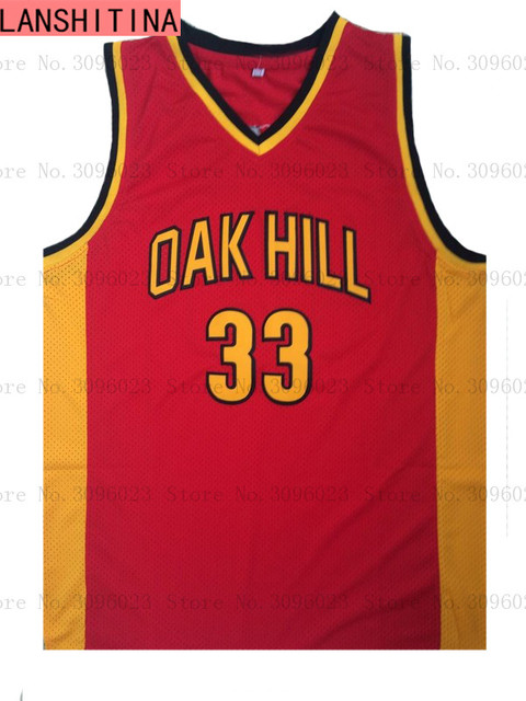 c713e6791c7 sweden mens 33 kevin durant oak hill high school embroidered stitched red throwback  basketball jerseys cheap
