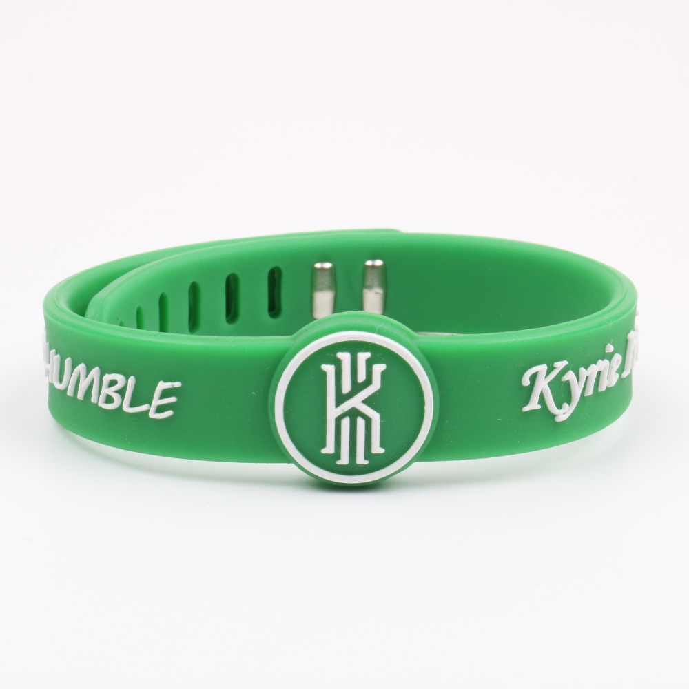 check out e2417 2bc9b US $2.0 20% OFF|Kyrie Irving Adjustable silicone bracelets Uncle Drew  Basketball culture Silicone Wristband Fashion Jewerly For Adult Kids  Fans-in ...