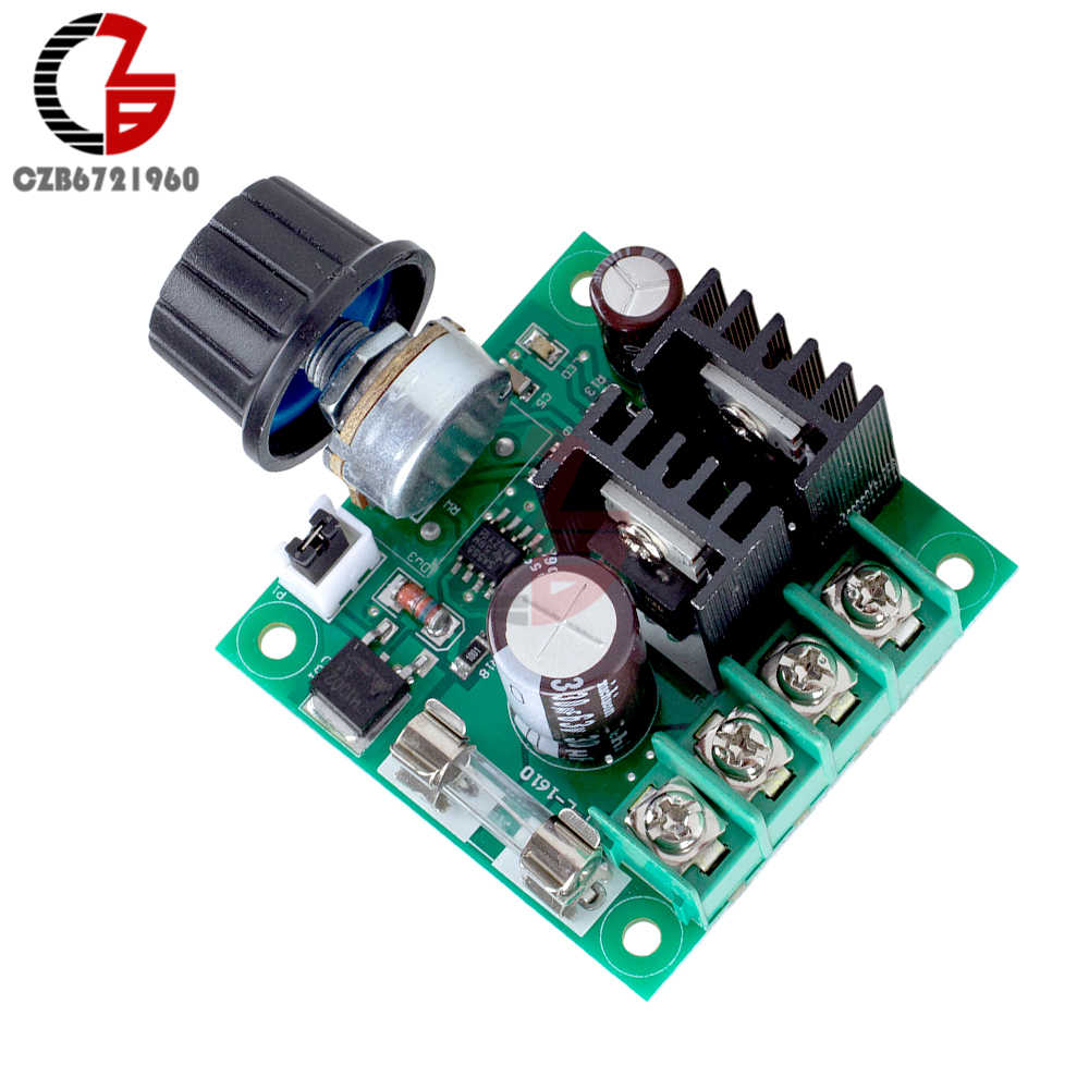 Detail Feedback Questions about 400W 10A DC 12V 40V PWM DC Motor