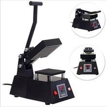 heat press machine for glass garment 12x 12cm ST230C