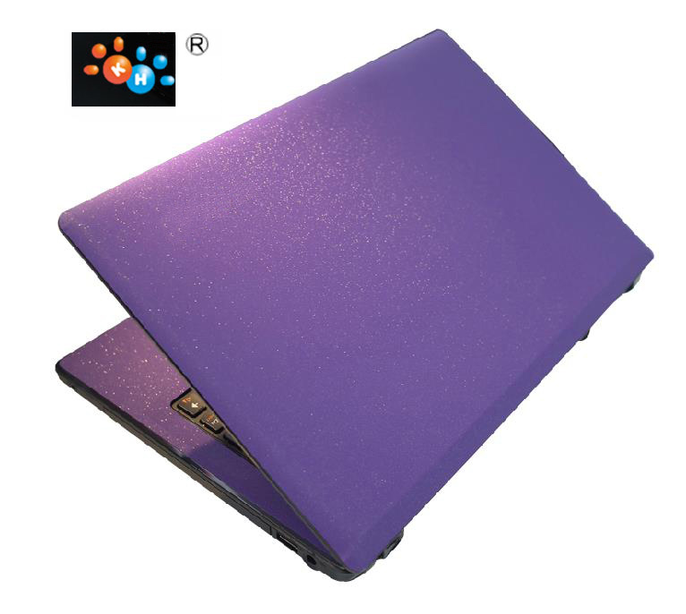 KH Special Laptop Brushed Glitter Sticker Skin Cover Guard Protector for <font><b>MSI</b></font> <font><b>GS72</b></font> 17