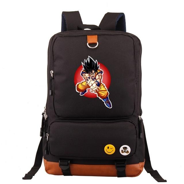 Dragon Ball Computer Backpack