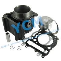 MAJESTY YP260 LH260 Cylinder Assembly Piston with Piston Ring Set Cylinder Diameter 70mm. Drop Shipping