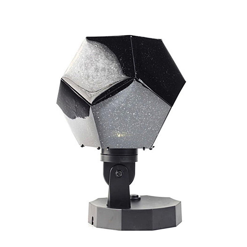 High Efficiency Star Astro Sky Projection Cosmos Night Light Projector 12 Romantic Constellation Projection Lamp New