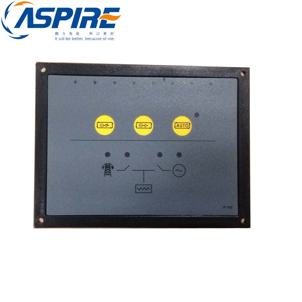 Free Shipping Genset Controller 705 Generator Control Unit 705 free shipping genset controller 704 generator control unit 704