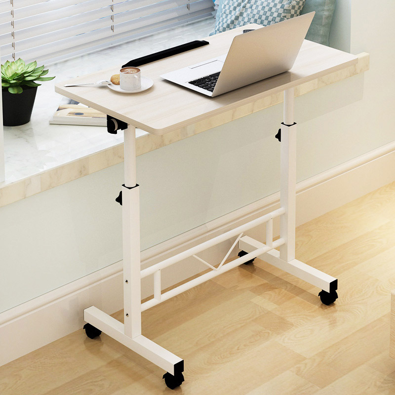 Simple Non-slip tabletop Laptop table Household convenient Removable computer desk Bedside Lounger Table Furniture